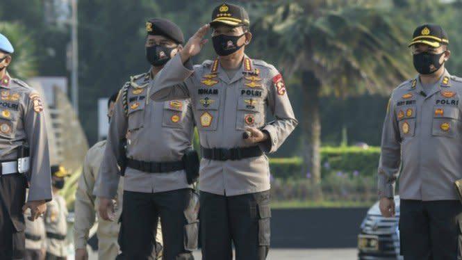 Guyonan Idham Azis: Saya Goblok Saja Jadi Kapolri, Gimana Pinter