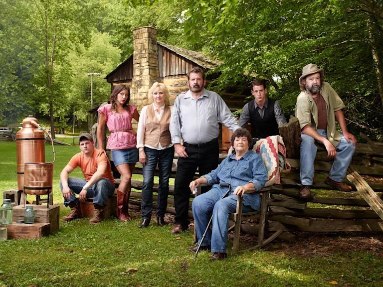 """Hatfields and McCoys: White Lightning"" Season 1"