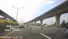Honda跑車公路失控自撞!網嘆:又少了一台經典