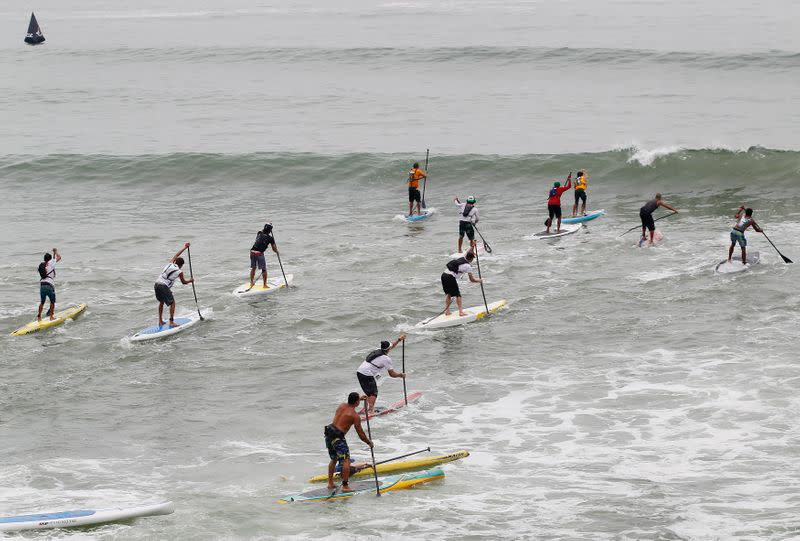 CAS issues decision in battle for control of Stand-Up Paddleboard