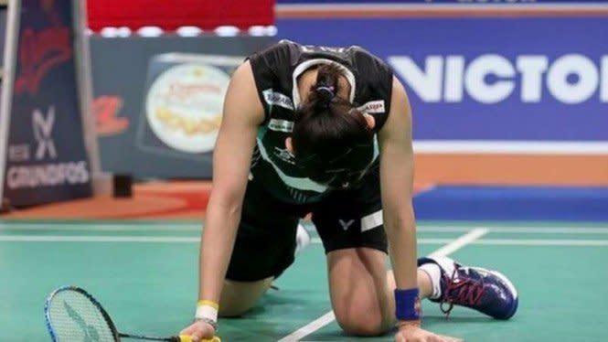 Video: Tai Tzu Ying Mundur dari Semifinal Fuzhou China Open 2019