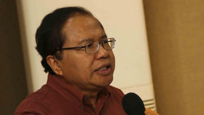 Menteri Baru Pusing Atur Anggaran, Rizal Ramli: Tangung Jawab Menkeu