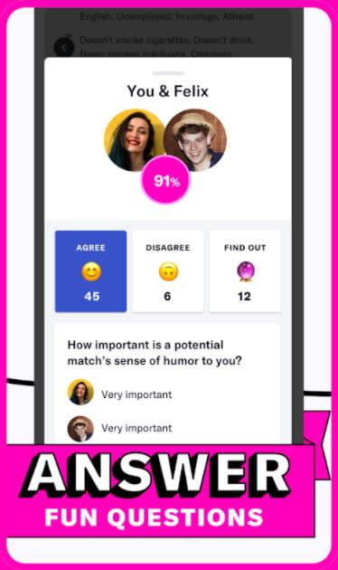 OkCupid International Dating app