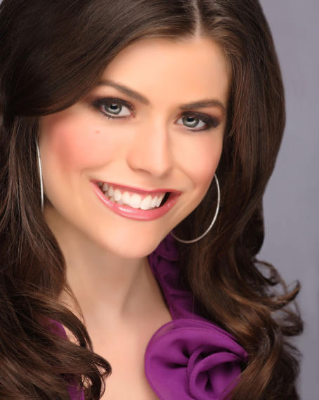 Miss Michigan - Angela Venditti