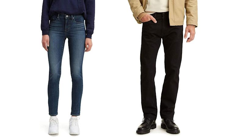 Save up to 40% on select styles from Levi's during Prime Day 2020.