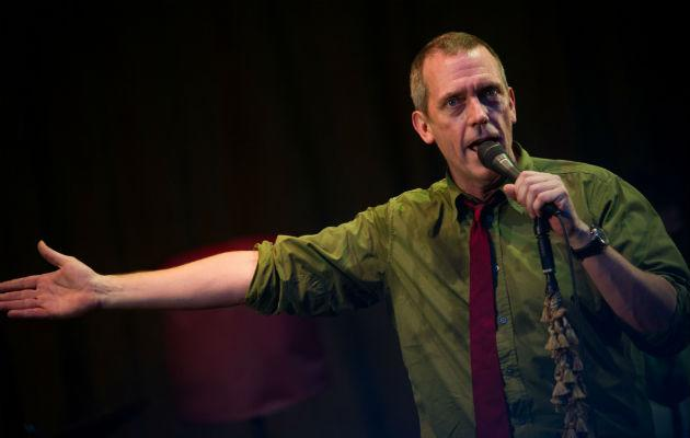 Hugh Laurie eyes villain role opposite Clooney in Tomorrowland