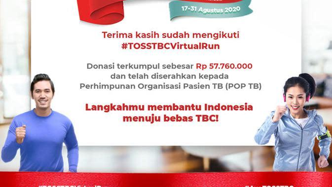 TOSS TBC Virtual Run.