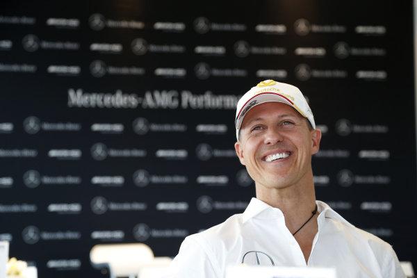 Ross Brawn認為Lewis Hamilton難比Michael Schumacher
