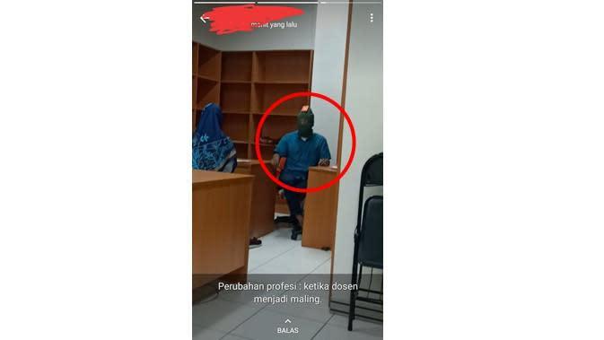 Kelakuan Dosen saat Ngerjain Mahasiswa (Sumber: Twitter/collegemenfess)