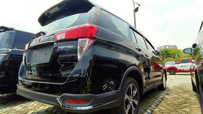 Versi Termahal Toyota Innova Facelift, Harganya Nyaris Rp500 Juta
