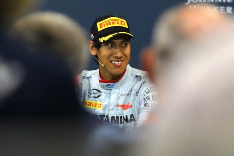 Sean Gelael terpuruk saat rekan satu timnya juara di Silverstone