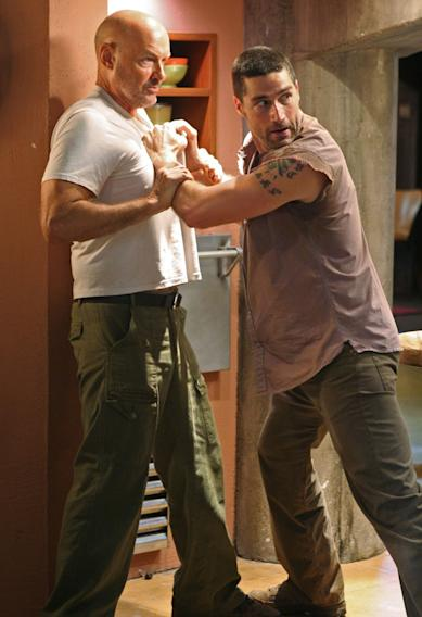 John Locke and Jack Shephard (Lost)