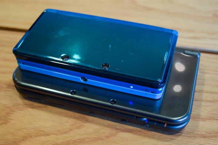 Nintendo 3DS XL hands on 5