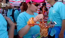 龍蝦在等我! 菊島馬拉松吸3千選手參賽