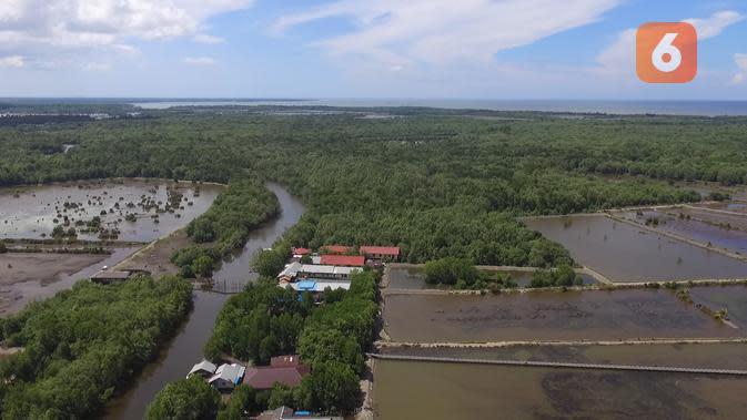 Desa Tani Baru termasuk kawasan terpencil dan terisolir di Kabupaten Kutai Kartanegara. Padahal kawasan ini termasuk Wilayah Kerja Migas yang biasa dikenal dengan Blok Mahakam. (Foto; Abdul Jalil)