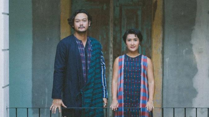 Dwi Sasono dan Widi Mulia selalu tampil mesra (Instagram/widimulia)