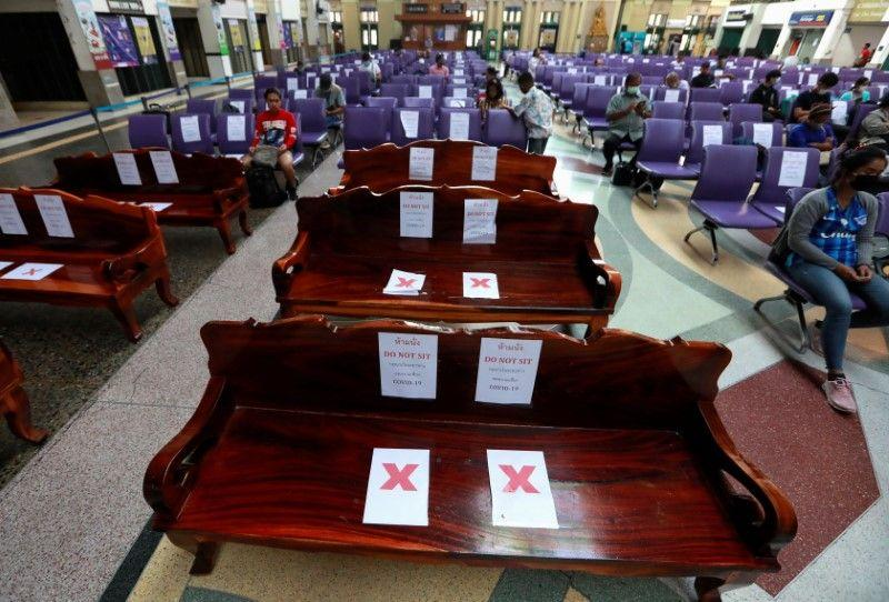 Thailand laporkan 106 kasus corona dan tiga kematian