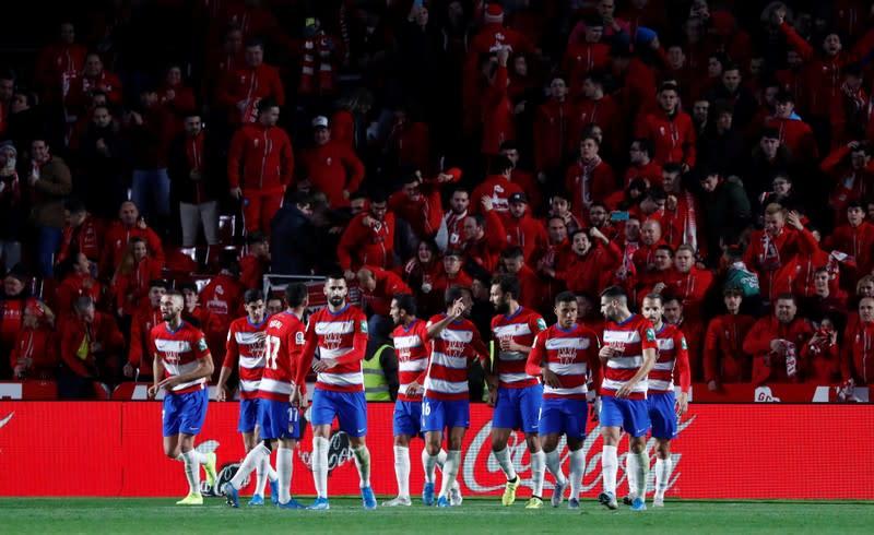 La Liga Santander - Granada v Atletico Madrid