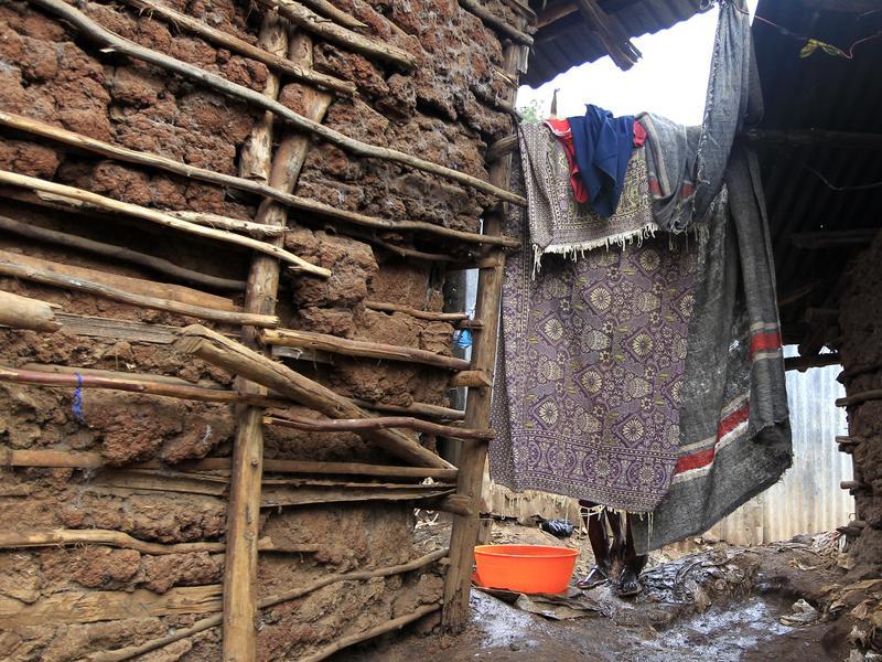 多國偏鄉女性 沒看過衛生棉