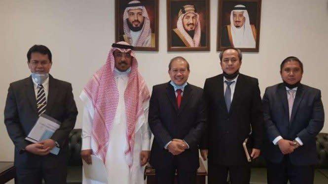 KJRI dan Kementerian Haji Saudi akan Bahas Umrah 1442H