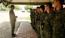 特三營戰術任務行軍前置訓練 強化官兵戰力