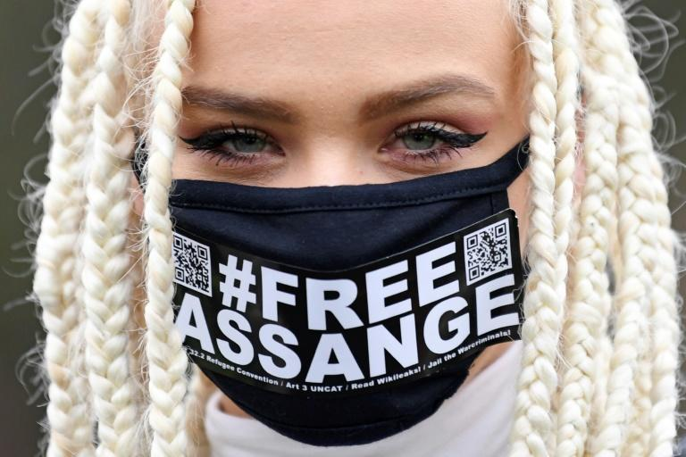"""""""President Trump came into power with a new approach to the freedom of the press... amounting effectively to declaring war on investigative journalists,"""" Assange's lawyer said"""