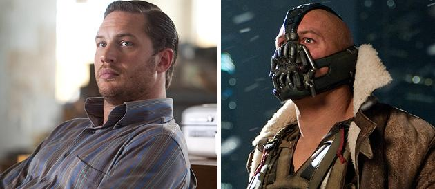 Tom Hardy knew nothing about part before signing on to 'Dark Knight Rises'