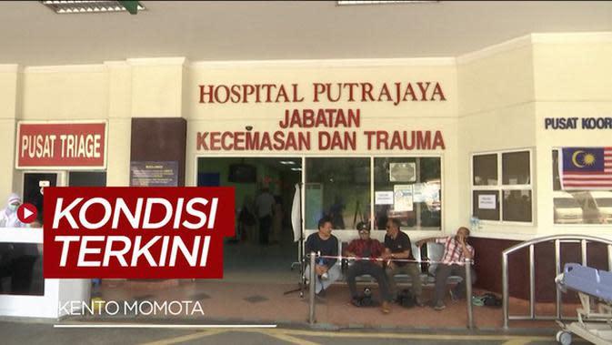 VIDEO: Kondisi Terkini Kento Momota Setelah Kecelakaan di Malaysia