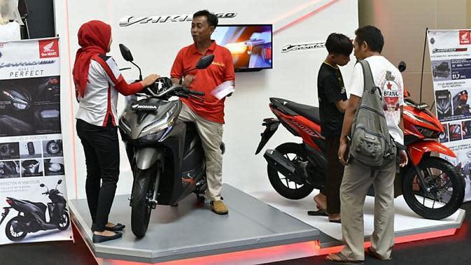 Ratusan Skutik Terjual di Honda Premium Matic Day Tangerang