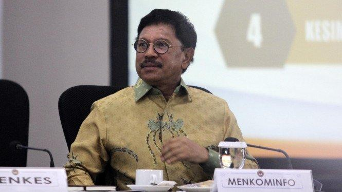 Kominfo: UU Cipta Kerja Topang 3 Hal Fundamental Komunikasi-Penyiaran