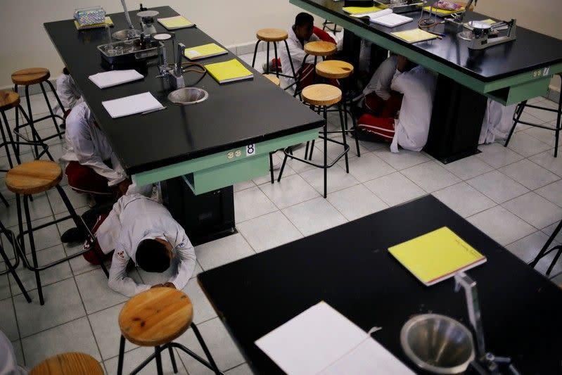 Dinas Rahasia AS: Banyak serangan senjata di sekolah dapat dicegah
