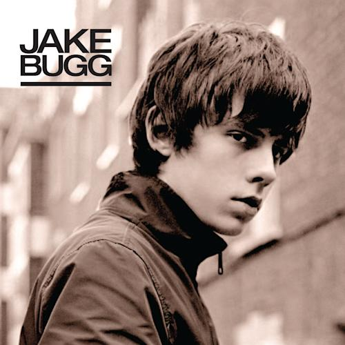 This CD cover image released by Mercury shows the self-titled release for Jake Bugg. (AP Photo/Mercury)