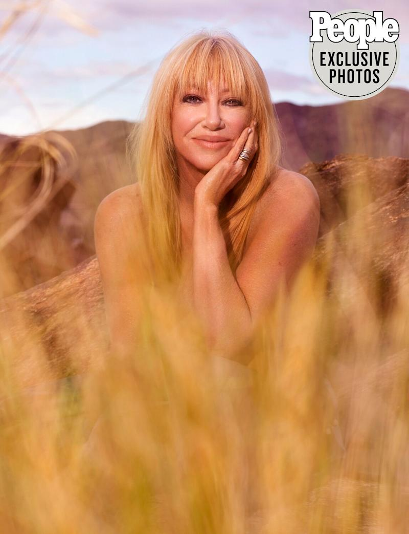 Suzanne Somers Says She Wants to Pose Nude for Playboy (Again!) for Her 75th Birthday