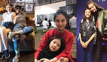 誰是最美港星二代,任達華、甄子丹還是邱淑貞的女兒最美?