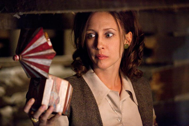 Vera Farmiga Tells How 'The Conjuring' Is Still Keeping Her Up at Night