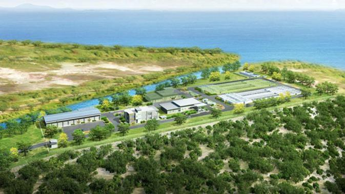Badan Pengusahaan atau BP Batam mendapat dukungan dari Pemerintah Korea untuk membangun Instalasi Pengolahan Air Limbah (IPAL) yang baru.