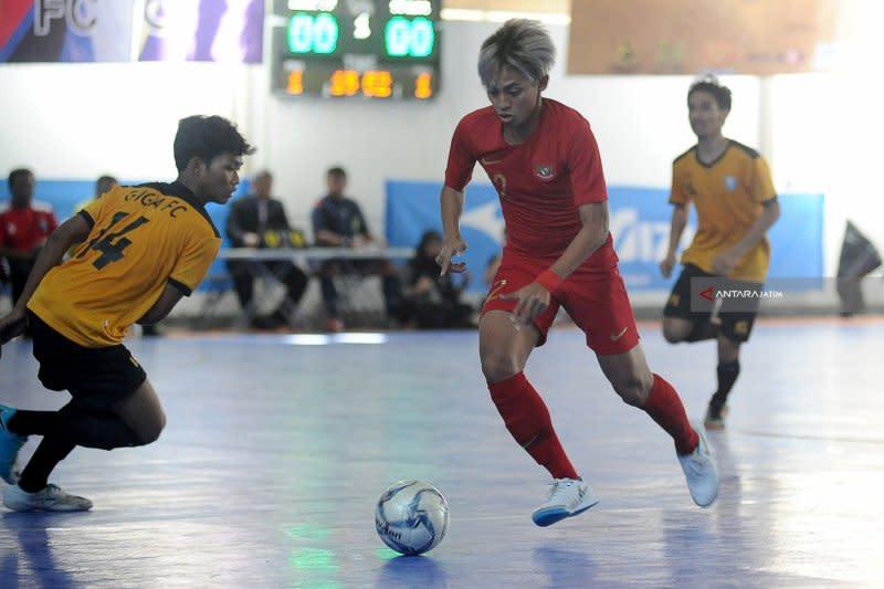 Timnas futsal Indonesia gelar TC jelang AFC Futsal Championship