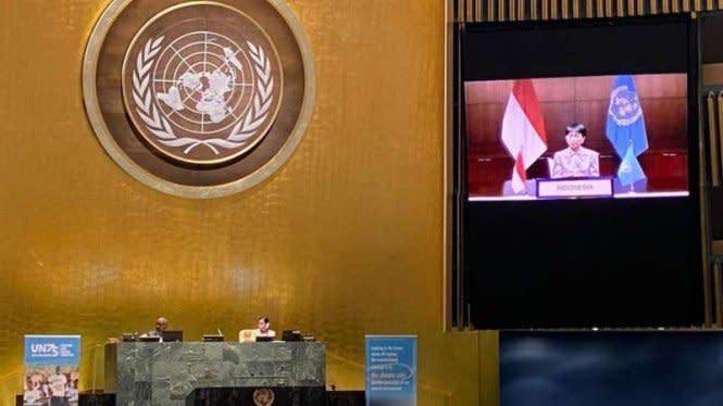 Pemimpin Dunia Peringati 75 Tahun Berdirinya PBB Secara Virtual