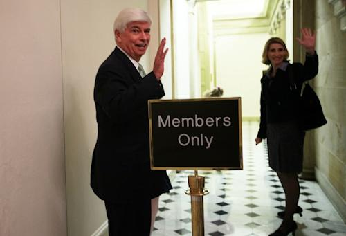 MPAA Chief Chris Dodd: The Entertainment Industry 'Stands at a Crossroads'