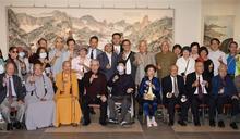 《蒸雲洗石》周澄80回顧展 詩書畫印全方位藝術家