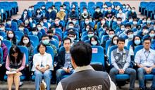 135位新進人員桃市府任職 鄭文燦勉勵研習發揮創意
