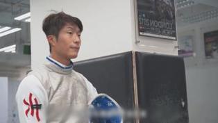 被譽「少年劍神」 張家朗為練劍停學稱霸國際賽
