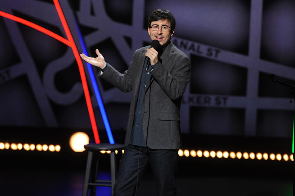 Comedey Central Presents ?John Oliver?s New York Stand-Up Show? Season 3 _ day 2