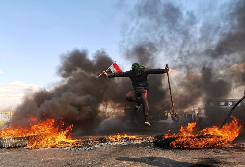 Pemrotes Irak tolak penunjukan PM yang dipilih oleh elit penguasa