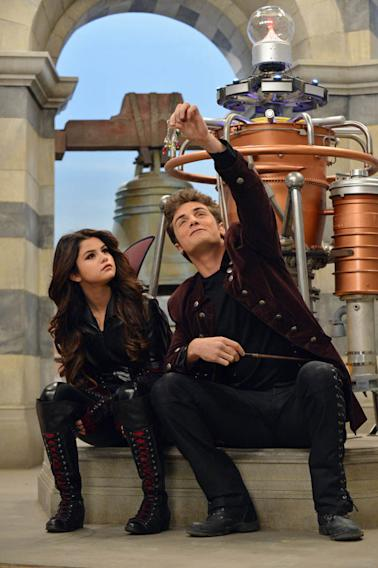 """The Wizards Return: Alex vs Alex"" - SELENA GOMEZ, BEAU MIRCHOFF"