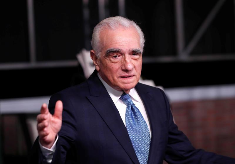 "Director Martin Scorsese arrives for the premiere of film ""The Irishman"", in Los Angeles, California, U.S. October 24, 2019. REUTERS/Mario Anzuoni"
