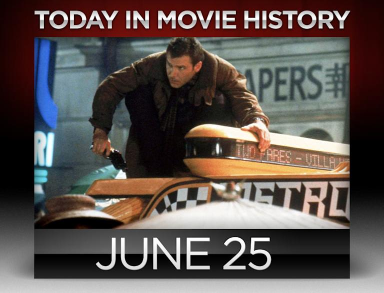 today in movie history, june 25