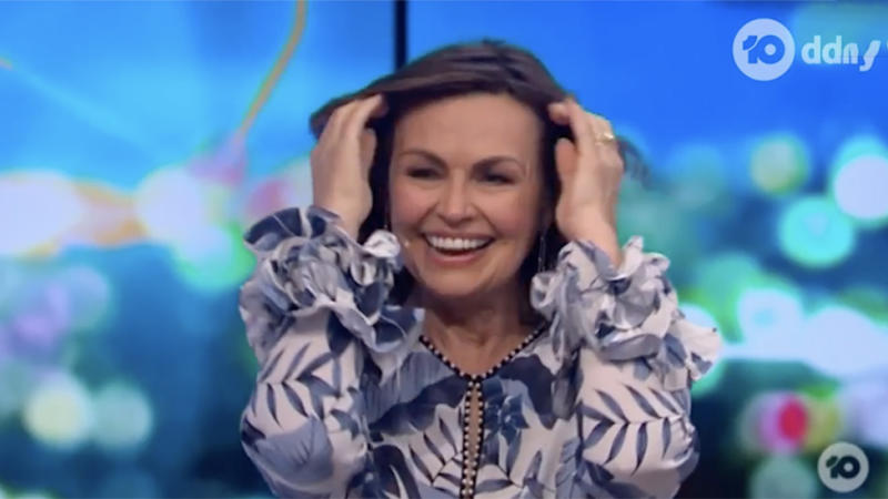 Lisa Wilkinson revealed an embarassing moment that may have lead to her Today show exit. Photo: The Project