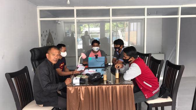 TPF AMSI Desak Polda Sulbar Segera Ungkap Kasus Pembunuhan Jurnalis