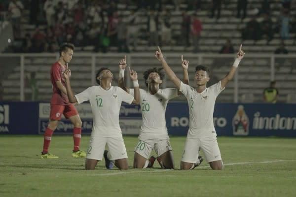 Agar Timnas U-19 Lolos ke Piala AFC U-19 2020, Ini Skenarionya